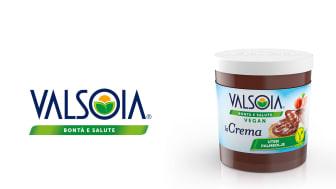 Valsoia La Crema – nytt supergodt plantebasert sjokoladepålegg med hasselnøtt