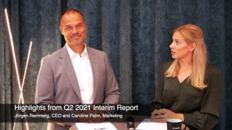 XMReality's CEO discuss the highlights from the Q2 2021 Interim Report