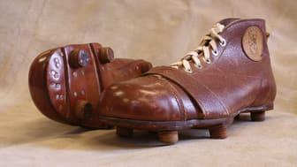Fotbollsskor 1958