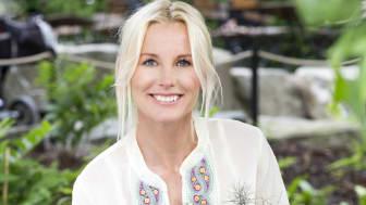 Victoria Skoglund väljer svenskodlade växter.