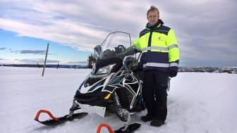 Dekningsdirektør Bjørn Amundsen