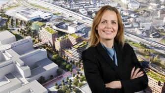 Gøril Bergh (46) er ansatt som ny administrerende direktør i Drammen Helsepark AS. Hun tiltrer 1. mars 2021.