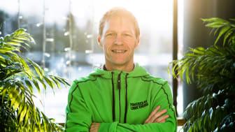 Jens Isemo, vd på Linde energi. Foto: Linde energi