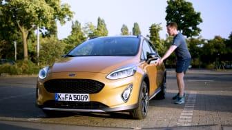Robutt rumperobot svette Ford 2019