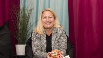 Ewa Sandeheim letar guldidéer