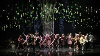 15 februari är det urpremiär för Äppelkriget som musikal på Storans scen. Foto: Emmalisa Pauly.