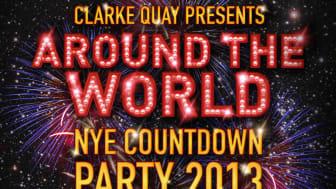 PRESS RELEASE: CLARKE QUAY AROUND THE WORLD NEW YEAR'S EVE COUNTDOWN