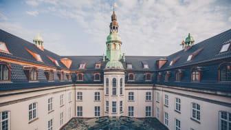 Villa Copenhagen holder til i det tidligere sentralposthuset i København.