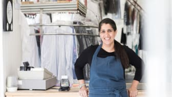 Företag ledda av kvinnor med utländsk bakgrund anställer fler
