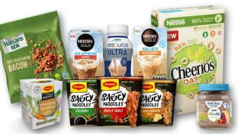 Spennende lanseringer fra Nestlé i februar