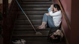 Frälsningsarmén i Sverige mötte förra året 326 människor i riskzonen för arbetskraftsexploatering, människohandel och modernt slaveri. Foto: Jonas Nimmersjö