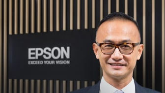Seiko Epson Menunjuk Direktur Pelaksana Regional Lokal Pertama, Siew Jin Kiat untuk Epson Singapura - Kantor Pusat Epson Asia Tenggara Sebagai Penerus Munenori Ando