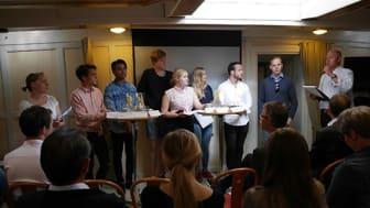 Fullsatt då framtidens politiska makthavare diskuterade Östersjöns framtid på Hållbara Havs arena i Almedalen