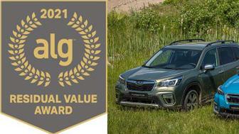 Subaru vinder fin titel for ottende gang.