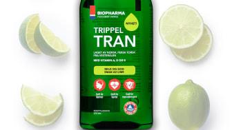 Biopharma Trippel Tran Lime