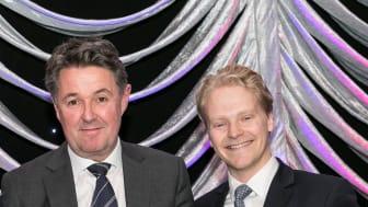 Geir Karlsen, CFO / Morten Korsveien, Manager Corporate Finance