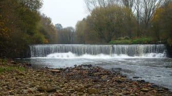Hydro power on the Irwell