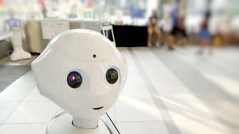 Robotar i klassrummet förstärker spelbaserat lärande för barn