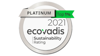 Toyota Material Handling Europe bland de 1 % bästa - behåller EcoVadis Platinarankning