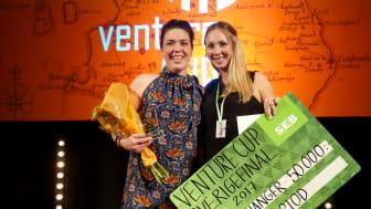 Next Period vann priset Game Changer. Fotograf: Mathilda Thudin