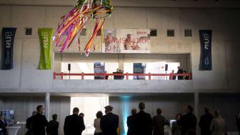 Richtfest auf dem künftigen Technologiecampus Mark 51°7 in Bochum (Copyright: RUB, Kramer)