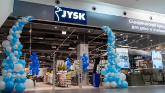 JYSK inaugurează un nou magazin în Rusia