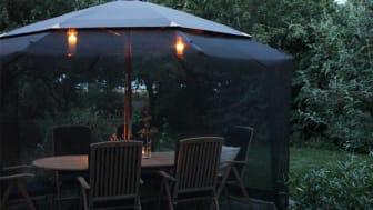 Insektsnät till parasollet-smartasaker
