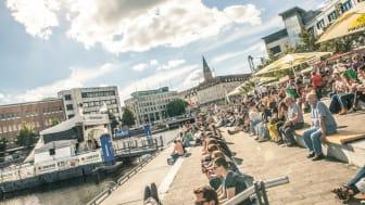 Coole Musik, Kultur und Lifestyle am Bootshafen