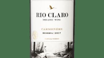Rio Claro Carmenère, nyhet på Systembolaget 1 mars 2019