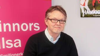 Möt Henrik Ennart, vetenskapsjournalisten som bla skrivit Den blå maten, Åldrandets gåta och nu senast Happy Food. Hur ska du leva? Var ska du bo?