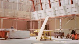 Konstverket invigs den 31 augusti 2018 (bild: Henrik Lindell)