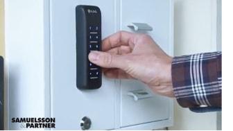 Det Digitala Nyckelskåpet ger iLOQ-användare unika möjligheter att snabbt och enkelt kunna dela ut tillfälliga nycklar på distans.