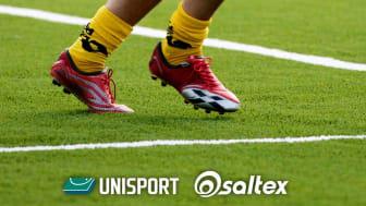 Saltex och Unisport förenas - blir Nordens marknadsledande tjänsteleverantör för idrottsanläggningar