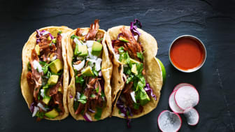 Mexicansk Tacos