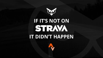 Track your training with Strava
