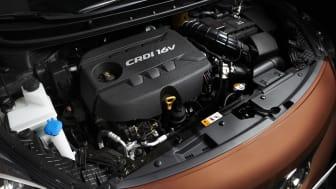 Hyundai i30 motorrom