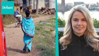 Debatt: Ge flickorna mer makt – så lyfter ländernas ekonomi
