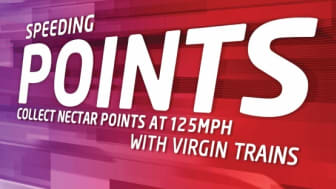Attention all passengers: Virgin Trains now gives you Nectar points every time you travel