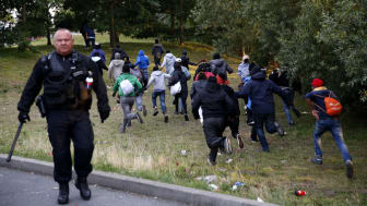 COMMENT: Calais - the views of a hawkish elite are warping public perception of migrants