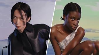 Beckmans sistaårsstudenter på Modeprogrammet i internationellt designsamarbete