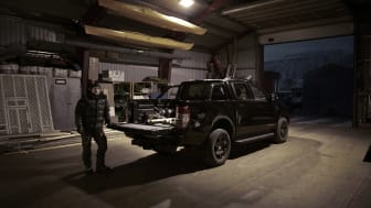 Ford Ranger Black Edition Svalbard (10)