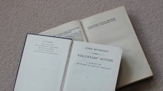 Voluntary Action: A Report On Methods Of Social Advance, by Lord Beveridge