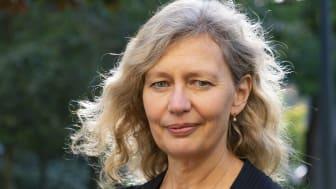 """Vi är mycket glada över att få ett kvitto på att våra satsningar på internationalisering har burit frukt"""" säger Maria Knutson Wedel, rektor vid SLU."""