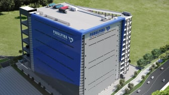 Panalpina's new logistics facility in Singapore