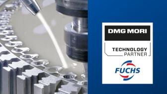 Pohjoismaiden FUCHS on nyt osa DMG MORI – FUCHS Technology Partnership -kumppanuutta