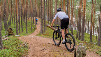 Cykla Isälvsleden