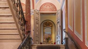 Bolinderska Palatsets trapphus, Grand Hôtel Stockholm