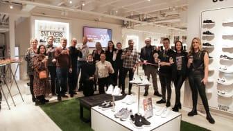 Torsdagen den 22 oktober öppnade Scorett sin Flagship Store i Nordstan, Göteborg.