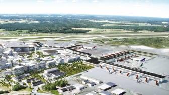 Utveckling Stockholm Arlanda Airport, etapp 1