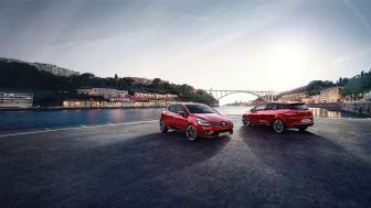Nya Clio och Clio Sport Tourer